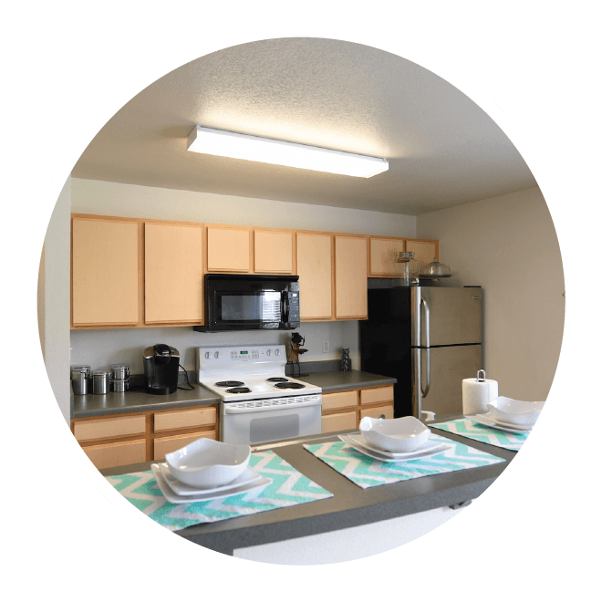 student success program for off campus housing