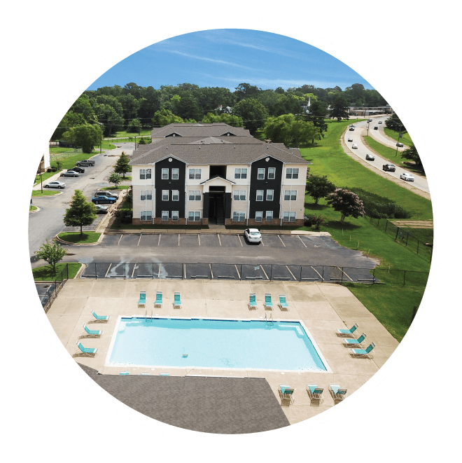 pet-friendly apartments near the LSU campus